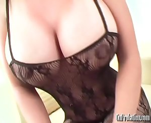 Big Tits Asian Chick Gets Railed by Big Black Cock
