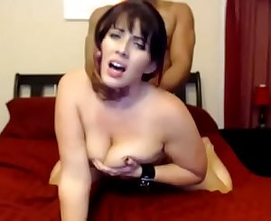 PAWG ExoticPanda Getting Worked Live