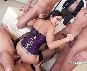 Inside Mira Cuckold - First TAP, DAP, DP, mega-slut swallow. Discover the Cuckold