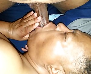 BBW Granny loves sucking young dick