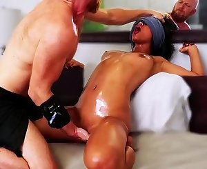this massage is WRONG (asian Compelled to SQUIRT!) Real amateur Filipina used HARD!
